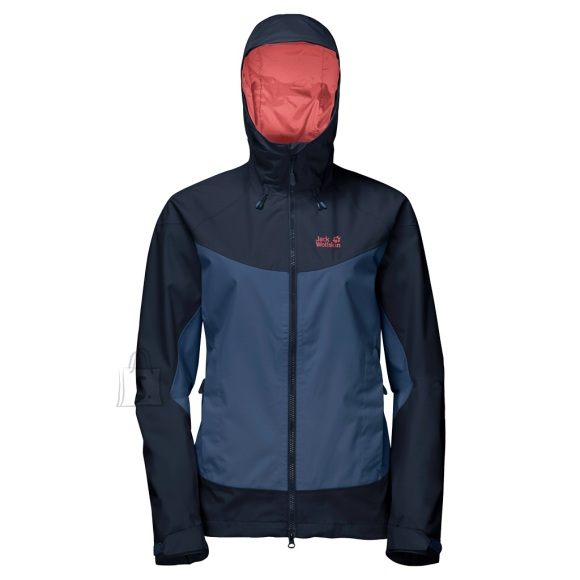 Jack Wolfskin Wo North Ridge Ocean Wave naiste jope