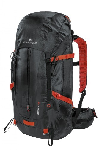 Ferrino Dry-Hike 48+5 must seljakott - DRY-HIKE 48+5