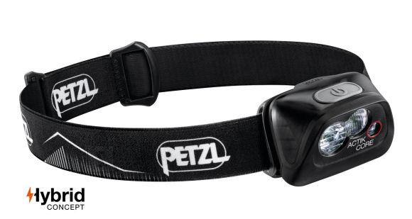 Petzl Actik Core 450lm must pealamp - ACTIK® CORE 450lm