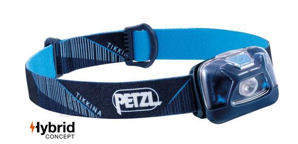 Petzl Tikkina 250lm sinine pealamp - TIKKINA® 250lm