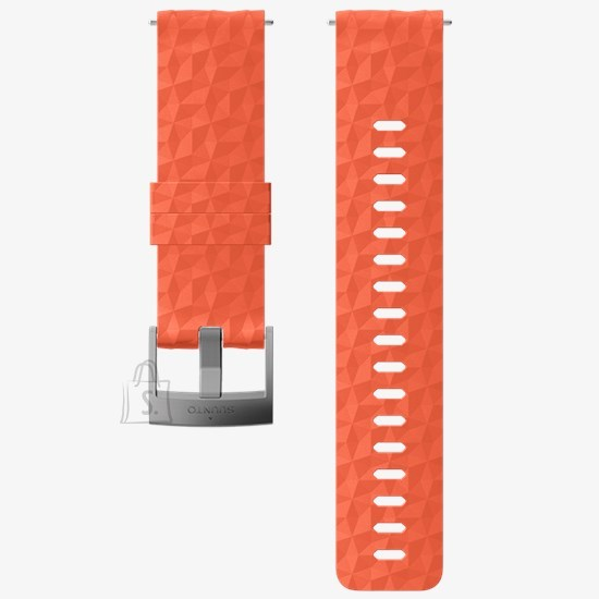 Suunto Kellarihm 24 EXP1 pun/hall silikon M - 24MM EXPLORE 1 SILIKOON kellarihm