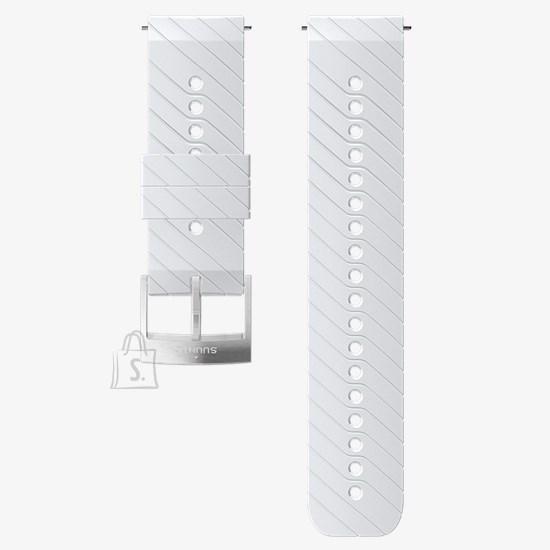 Suunto Kellarihm 24 ATH3 valge/hall silikon M - 24MM ATHLETIC 3 SILIKOON kellarihm