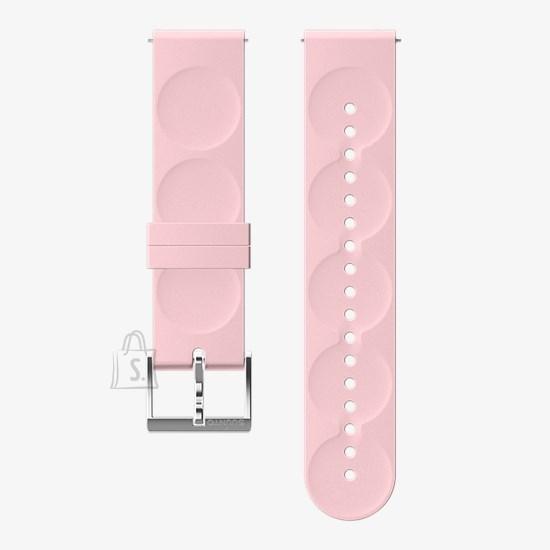 Suunto Kellarihm 20 URB1 roosa/hall silikon S - 20MM URBAN 1 SILIKOON kellarihm