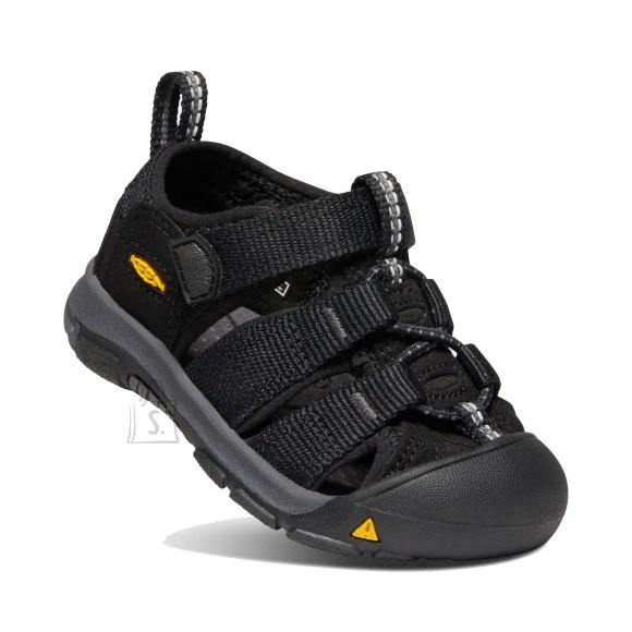 Keen Tots Newport H2 Black/Keen Yellow - NEWPORT H2 väikelastele