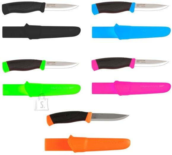 Morakniv Morakniv Companion nuga värvilise peaga - COMPANION värviline