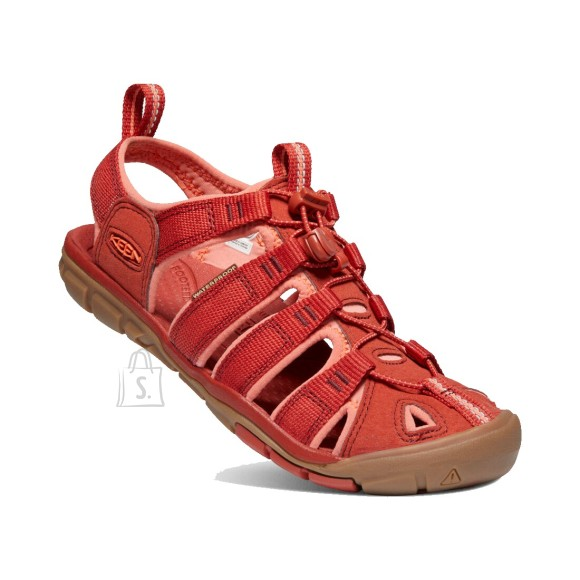Keen Wo Clearwater CNX DarkRed/Coral - CLEARWATER CNX naistele