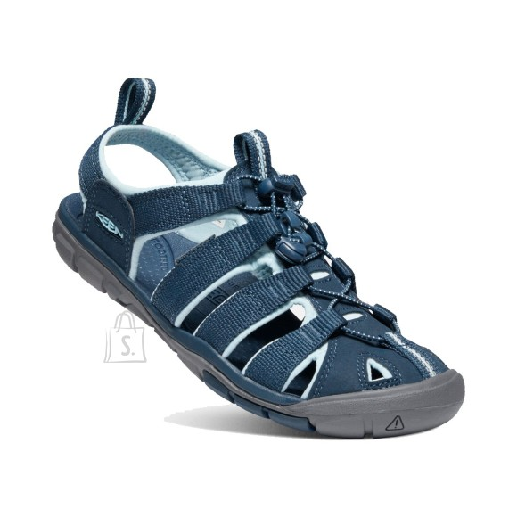 Keen Wo Clearwater CNX Navy/BlueGlow - CLEARWATER CNX naistele