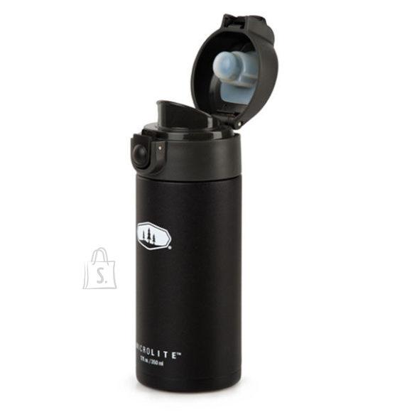 GSI Outdoors Microlite Flip termos 350ml Black - MICROLITE FLIP 350ml