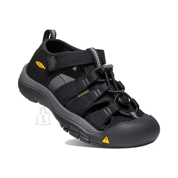 Keen Kid Newport H2 Black/Keen Yellow - NEWPORT H2 lastele