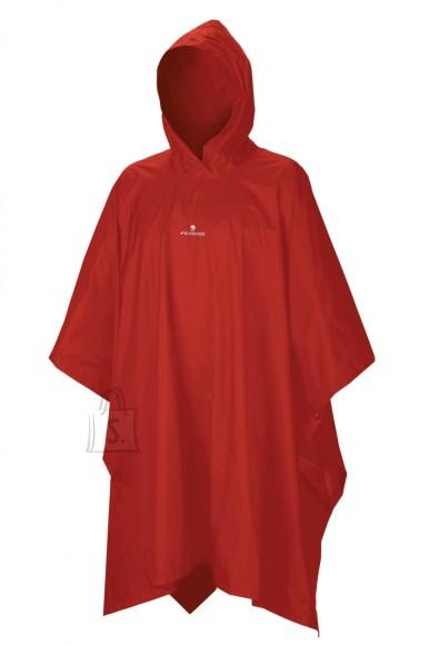 Ferrino R-Cloak tumepunane vihmakeep - R-CLOAK