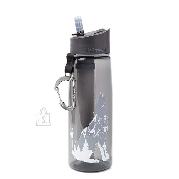 LifeStraw Go filtriga pudel hall hunt - GO