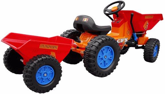 Hecht pedaalidega traktor 51412