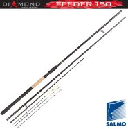 Salmo feederritv Diamond Feeder 150 3.90 m