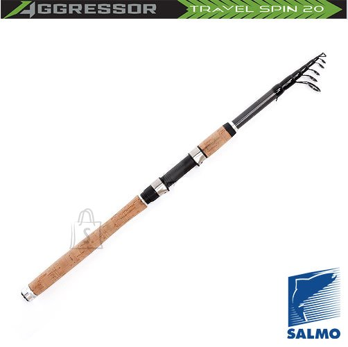 Salmo ritv Aggressor TRAVEL SPIN 20 2.40