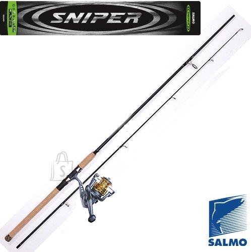 Salmo spinningukomplekt Sniper SPIN SET 2.10