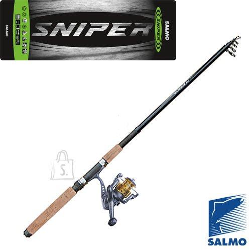 Salmo spinningukomplekt Sniper Travel Spin Set 2.10