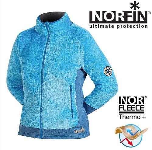 Norfin fliisist jakk Moonrise naistele