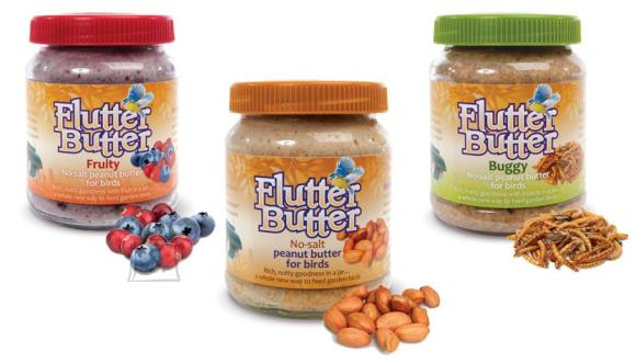 Schwegler 4x Flutter Butter- vahetuspurk söögiseguga