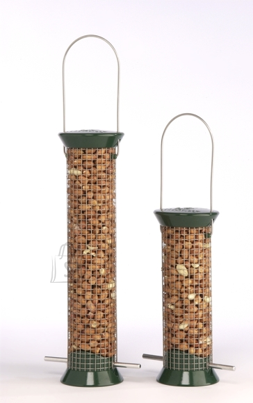 Schwegler Eluaegne metallist pähklisöötja, väike roheline