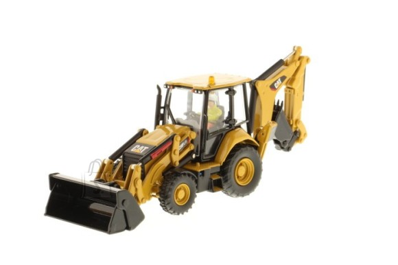 Die Cast Masters 420F2 IT BACKHOE LOADER