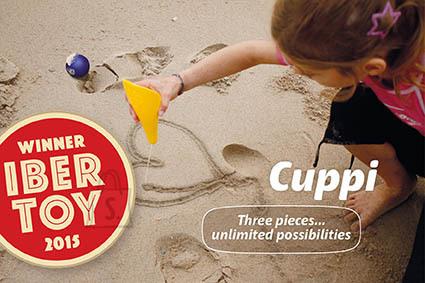Quut Cuppi – kolm ühes- kühvel+söel+pall