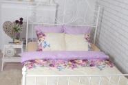 Milana satiinist voodipesukomplekt
