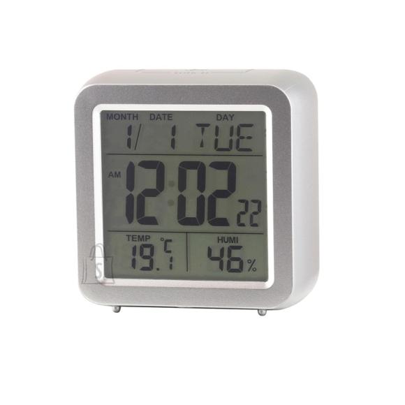 Ravel digitaalne äratuskell termomeetriga
