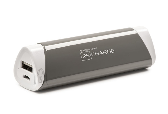 Techlink Recharge 2600 Grey akupank