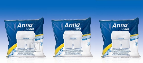 ANNA by BWT Duomax veefilter 3-pack