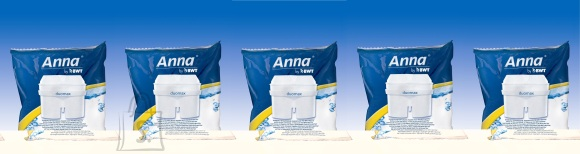 ANNA by BWT Duomax veefilter 5-pack