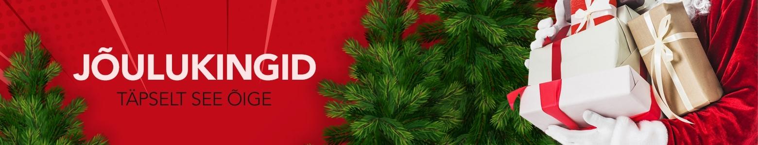 Jõulukingid- täpselt see õige