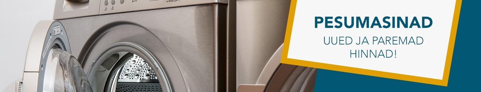 Shoppa.ee uued ja paremad pesumasinate hinnad