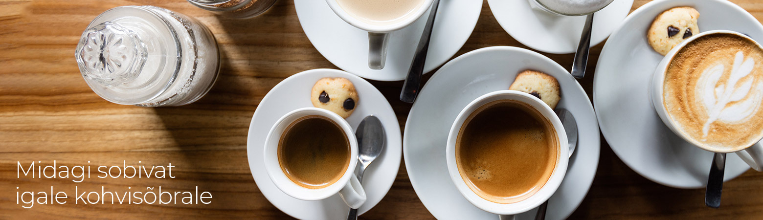 Kohvi valmistamine