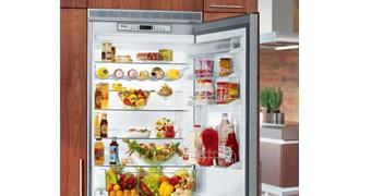 Integreeritavad külmkapid