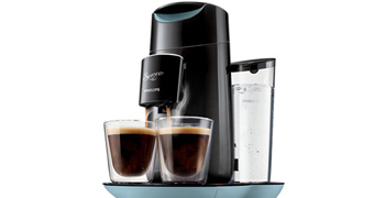 Padja- kohvimasinad