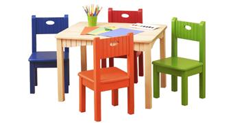 Laua & tooli komplektid