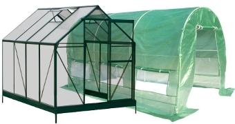 Kasvuhooned & tarvikud