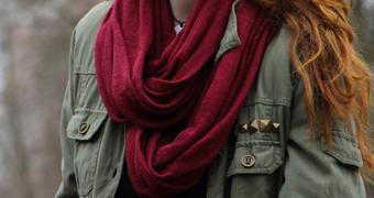 Sallid, kaelused & rätikud