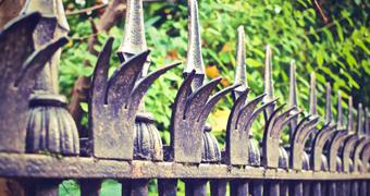 Aiad, piirded & väravad