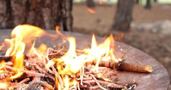 Õue soojendamine & tulekolded