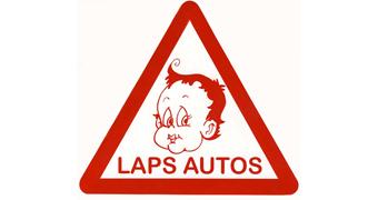 Lapse turvamärgised sõidukitele