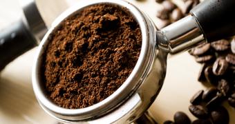 Jahvatatud kohv