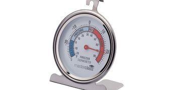 Külmiku termomeetrid