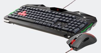 Hiire ja klaviatuuri komplektid