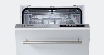 Integreeritavad nõudepesumasinad