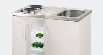 Intergreeritud miniköögid