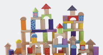 Ehitusklotsid