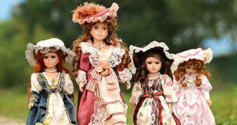 Tüdrukute mänguasjad