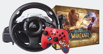 Videomängud, konsoolid ja tarvikud