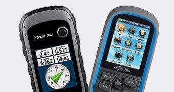 Käsi GPS